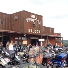 Photo taken at Full Throttle Saloon by Joe A. on 8/6/2014