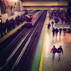 Photo taken at Metro Los Héroes by Ro A. on 7/2/2013