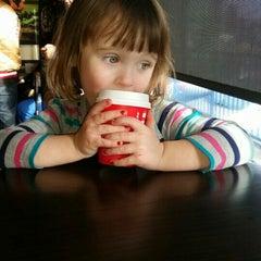 Photo taken at Starbucks by YarnGirl on 12/27/2015