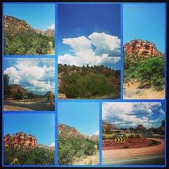 Photo taken at Sedona Red Rocks by Kaye M. on 6/28/2013