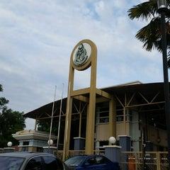 Photo taken at Penjara Kajang by Adry A. on 5/10/2015