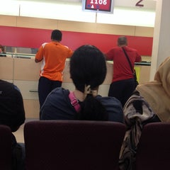 Photo taken at CIMB Bank by STZ on 1/21/2014