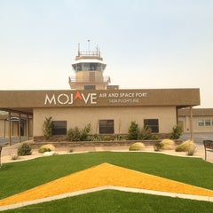 Photo taken at Mojave Air and Space Port by Koji A. on 6/2/2013