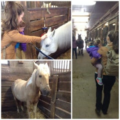 Photo taken at Rock Creek Horse Center by Brett p. on 3/28/2015