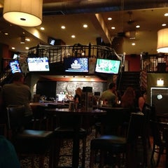 Photo taken at Bar Louie Dearborn Station by Calvin H. on 10/14/2012