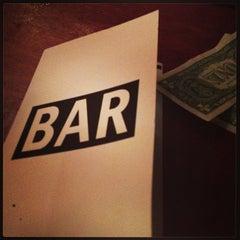 Photo taken at BAR by Liz M. on 5/25/2013