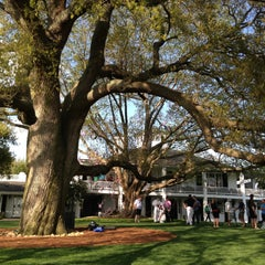 Photo taken at Augusta National Golf Club by Angel Ivan G. on 5/8/2013