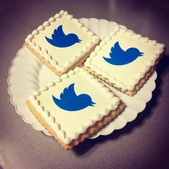 Photo taken at Twitter NYC by Gavin B. on 10/3/2012