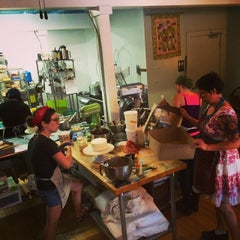 Photo taken at Short Street Cakes by Jesse T. on 6/8/2014