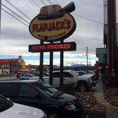 Photo taken at Flapjack Pancake House by David M. on 12/29/2013