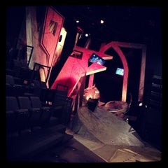 Photo taken at Theatre 3 by Rojas on 1/20/2013