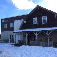 Photo taken at Anjou Bakery by Hector L. on 2/16/2014