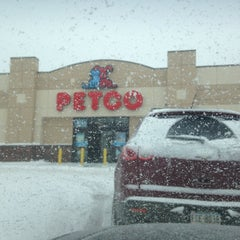 Photo taken at Petco by Bill G. on 1/26/2014