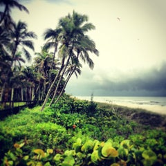Photo taken at 13th Avenue South Beach by Jerry D. on 7/14/2013