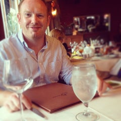 Photo taken at Grazie by Jerry D. on 7/11/2013