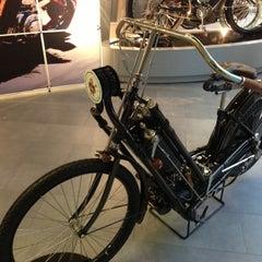 Photo taken at Trev Deeley Motorcycles by Juraj L. on 11/23/2012