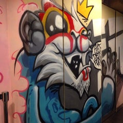 Photo taken at Graffiti Cafe by Edwin T. on 12/8/2013
