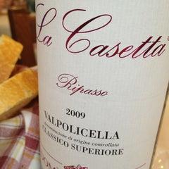 Photo taken at Osteria Dal Capo by Francesco G. on 12/21/2012