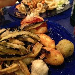Photo taken at Trattoria Caprese by Giada B. on 11/18/2012
