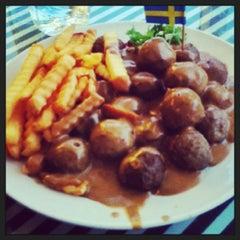 Photo taken at IKEA Restaurant & Cafe by Yasmin O. on 6/19/2013