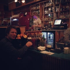 Photo taken at Bar Boca by Anders H. on 1/11/2014
