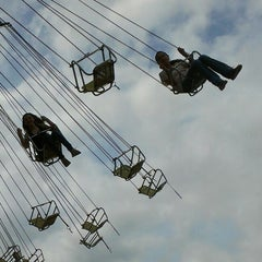 Photo taken at WLTX At The SC State Fair by Barrett G. on 10/14/2012