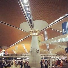 Photo taken at Kuala Lumpur International Airport (KUL) by Danny T. on 6/22/2013