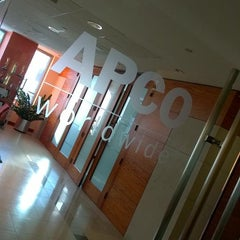 Photo taken at APCO Worldwide by David S. on 10/27/2014