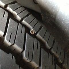 Photo taken at Big O Tires by Derek on 4/23/2013