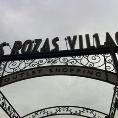 Photo taken at Las Rozas Village: Chic Outlet Shopping by Alexônia P. on 11/25/2012