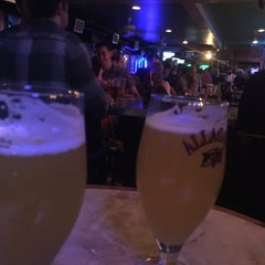 Photo taken at Pitcher's Pub by [RAPH]AEL™ on iHeartRadio on 10/10/2015
