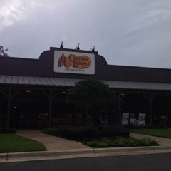 Photo taken at Cracker Barrel Old Country Store by Janelle P. on 7/23/2013