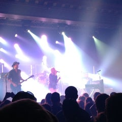 Photo taken at The RITZ Ybor by Anna W. on 9/30/2012