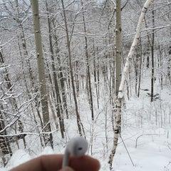 Photo taken at Mittersill Alpine Resort Franconia by Kimberly W. on 12/22/2014