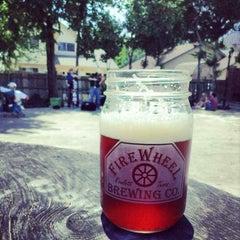 Photo taken at Firewheel Brewing Co. by Adam E. on 7/6/2013