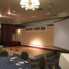 Photo taken at 四日市都ホテル (Yokkaichi Miyako Hotel) by 行方 一. on 8/22/2015