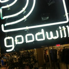 Photo taken at The Goodwill Store by tammy r. on 1/17/2013
