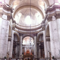 Photo taken at Chiesa dei S. Geremia e Lucia by Sercan Y. on 4/23/2016
