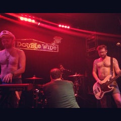 Photo taken at Double Wide by Megan S. on 6/9/2013