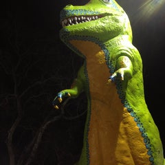 Photo taken at Peter Pan Mini Golf by Grant N. on 3/4/2013