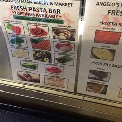 Photo taken at Angelo's Italian Bakery & Market by Edward E. on 11/11/2013
