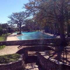 Photo taken at San Pedro Park by Amanda R. on 11/3/2013