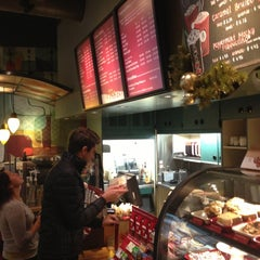 Photo taken at Starbucks by Jed C. on 12/6/2012