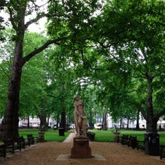 Photo taken at Berkeley Square by Everblue on 6/19/2013