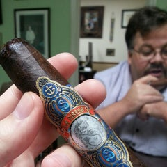 Photo taken at Miami Cigar & Company by Midnight M. on 4/18/2013