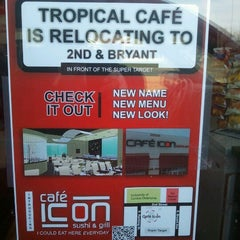 Photo taken at Tropical Café by whois101 on 12/9/2012