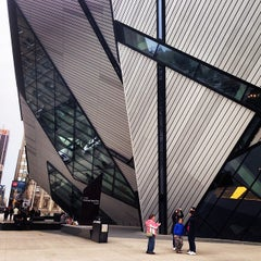 Photo taken at Royal Ontario Museum - ROM Governors by Gordon C. on 4/13/2014