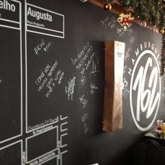 Foto tirada no(a) Hamburgueria 162 por Alberto A. em 12/19/2012