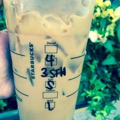 Photo taken at Starbucks by Rachael R. on 6/7/2014