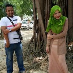Photo taken at Pejabat Setiausaha Kerajaan (SUK) Negeri Kelantan by Amninish on 4/13/2015